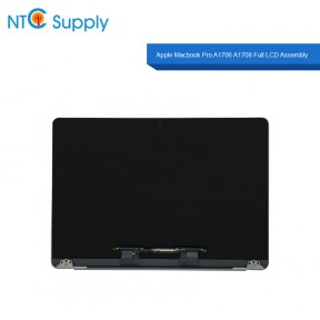 Apple Macbook Pro A1706 A1708 Full LCD Display Screen Assembly EMC 3163 EMC 3071