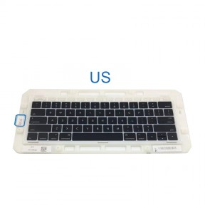 Apple Macbook Pro 13.3 inch A1706 Keycaps Key cap US UK DE DK FR RU KR JP PT SP Layout EMC 3163 EMC 3071