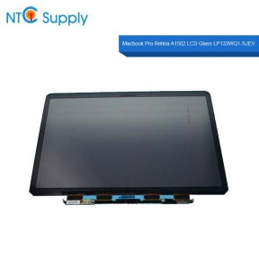 For Macbook Pro Retina A1502 LCD Glass LP133WQ1(SJ)(A1)  LSN133DL02-A02