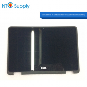 "Dell Latitude 11 3189 LED LCD Touch Screen Assembly B116XAT02.3 11.6"" 1366 x 768 0V4VFX version:google"
