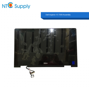 "Dell Inspiron 15 7569 15.6"" FHD LCD LED Touch Screen Assembly w/ Bezel 0GJV1W 8TX30 0D44PN LP156WF9(SP)(C1)"