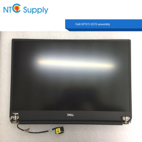 Dell XPS 9570 Precision 5530 UHD 3840x2160 LCD Touch Screen Assembly JXF32