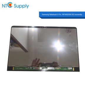 "15""LCD Screen+Touch Assembly NV150FHB-T30 for Samsung ATIV Book 9 NP940X5M FHD NP940X5M-X03 NV150FHB-T30 BA59-0423BA"