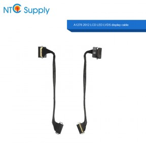 Silver Tip LCD Screen Flex Ribbon Video Cable 13″ Apple MacBook Pro A1278  2012 MD101LL/A, MD102LL/A