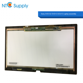 Sony SVD132 SVD13 DOU13  Laptop Screen touch digitizer assembly