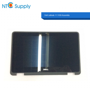 Dell Latitude 11 3189 LED LCD Touch Screen Assembly LP116WH7(SP)(B4) 0G7D84  version:windows