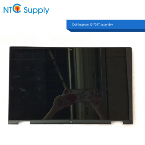 Dell Inspiron 13 7348 7347 P57G Touch HD LED LCD Screen assembly LTN133HL03-201 09T7WM LJ96-06290A